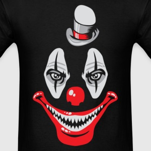 Naughty clown T-Shirts - Men's T-Shirt