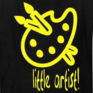 little_artist Kids' Shirts - Kids' T-Shirt