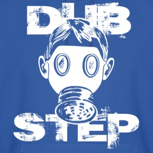 Dubstep Gas Mask - Men's Hoodie