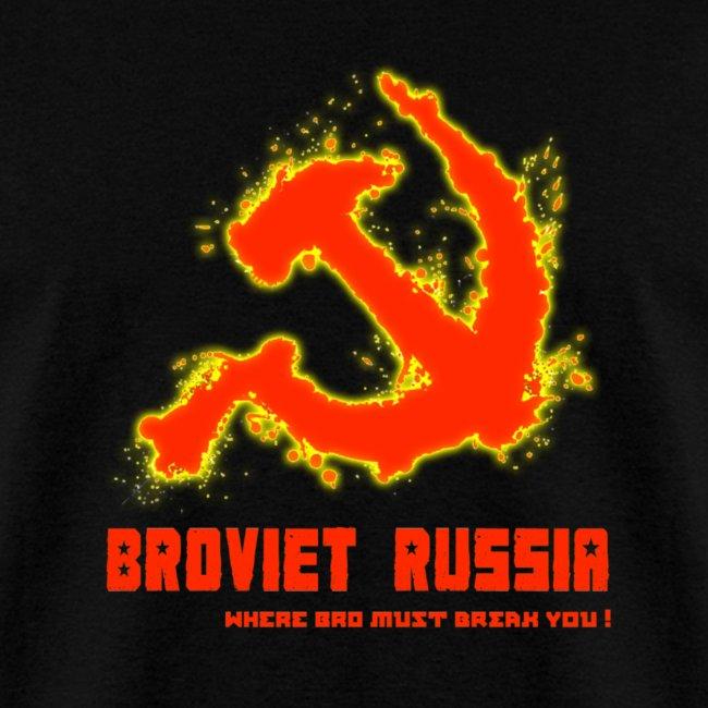 Broviet Russia