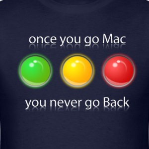 Once Mac T-Shirts - Men's T-Shirt