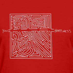 Happiness (Women's Style Shirt) - Women's T-Shirt
