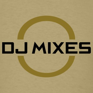 dj_mixes T-Shirts - Men's T-Shirt