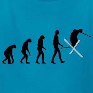 evolution ski Kids' Shirts - Kids' T-Shirt