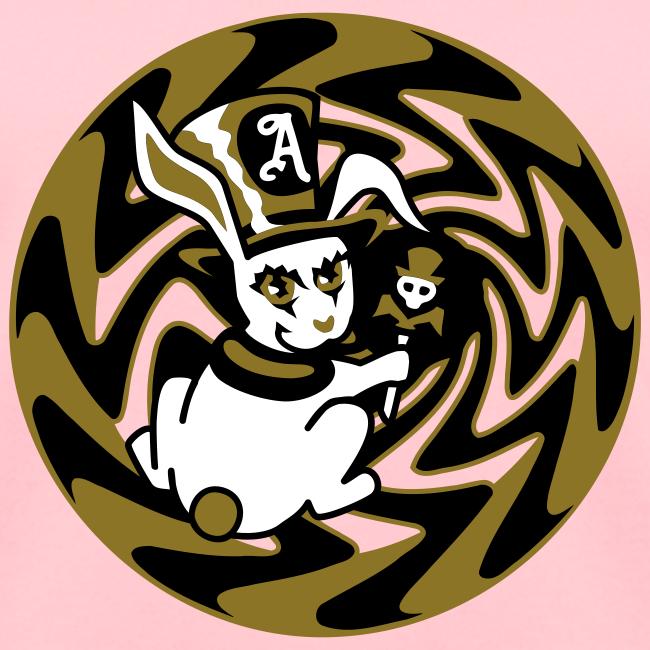 Rabbit Hole-Gold