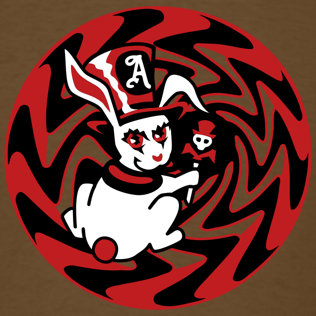 Rabbit Hole-Red