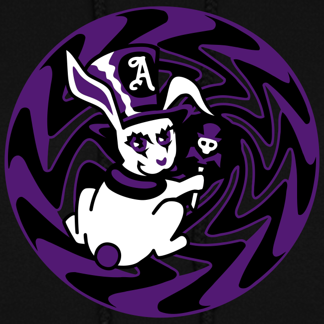 Rabbit Hole-Purple