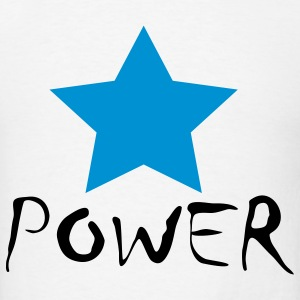 Men's Star Power Tee - Men's T-Shirt