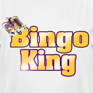 Bingo King T-Shirts - Men's Tall T-Shirt