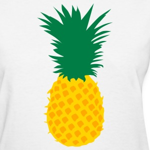 Pineapple  Women's T-Shirts - Women's T-Shirt
