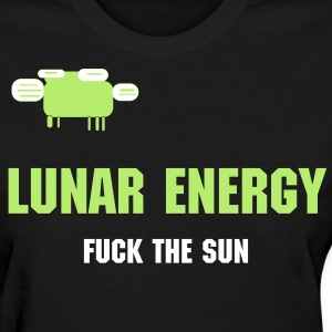 Lunar Energy  - Women's T-Shirt