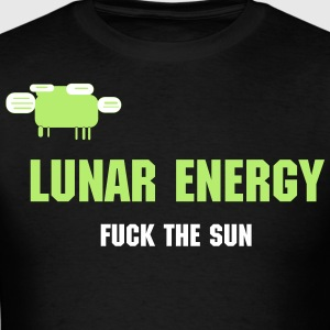 Lunar Energy  - Men's T-Shirt
