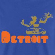 Design ~ Spirit of Detroit Men's Standard Weight T-Shirt
