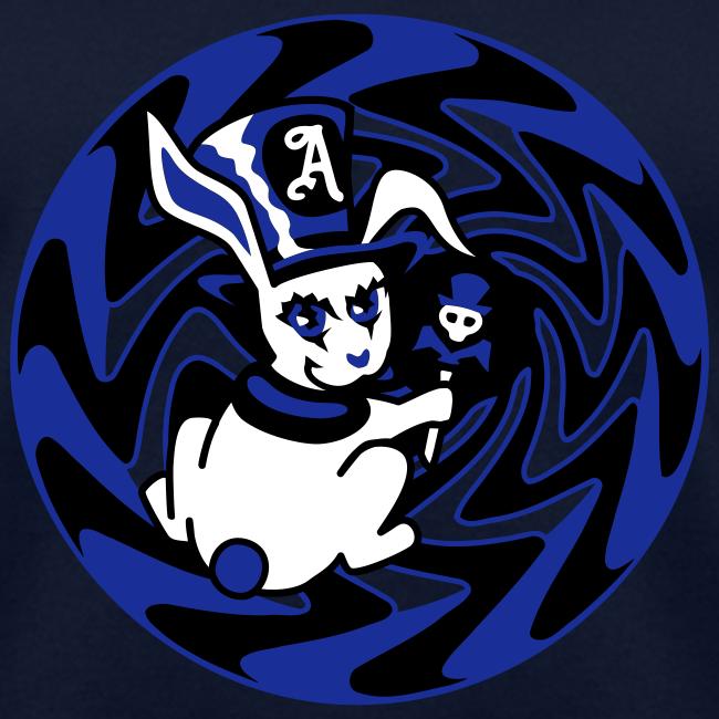 Rabbit Hole-Blue