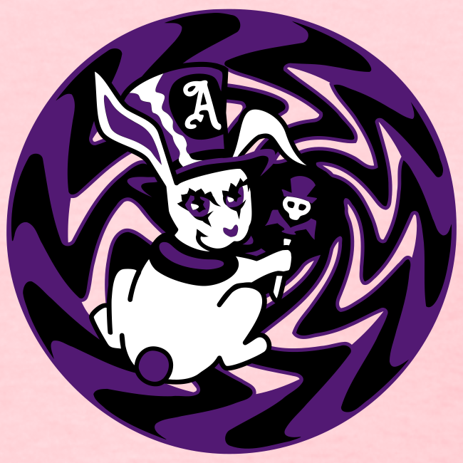 Rabbit Hole-Purple