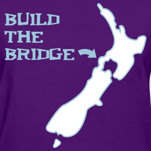 Bridge New Zealand t-shirts - Women's T-Shirt