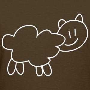 Sheep New Zealand t-shirts - Women's T-Shirt