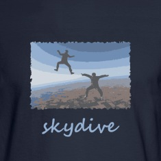 Skydive Sitflyers Long Sleeve Shirts