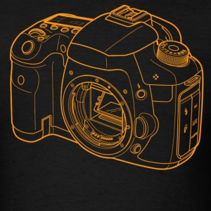 Photographer hottest camera - Men's T-Shirt