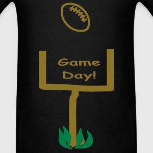 game_day3 T-Shirts - Men's T-Shirt