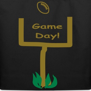 game_day3 Bags  - Eco-Friendly Cotton Tote