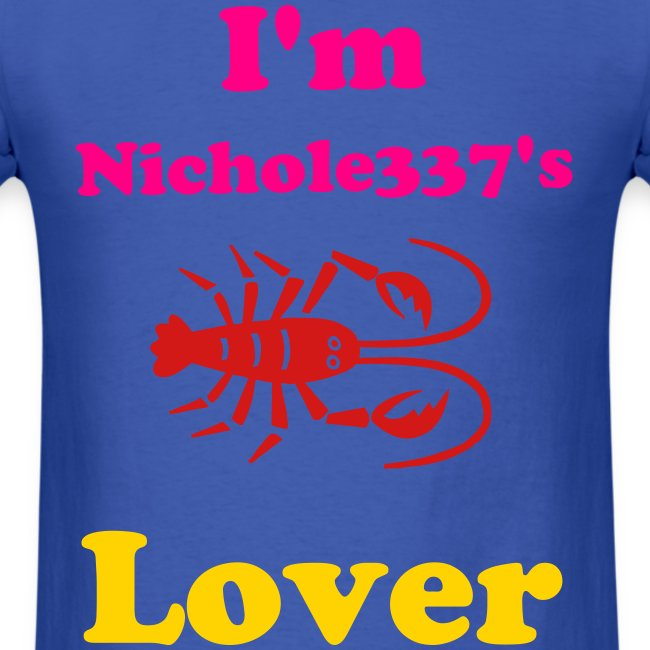 I'm Nichole337's Lobster Lover GUY
