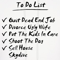 His To Do List