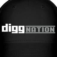 Design ~ Diggnation Logo Baseball Cap