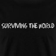 Design ~ Surviving the World (Front + Back)