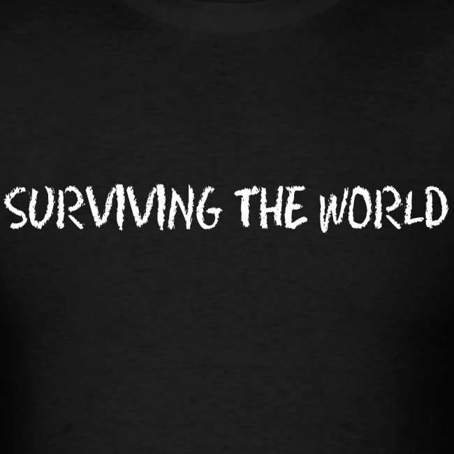 Surviving the World (Front + Back)