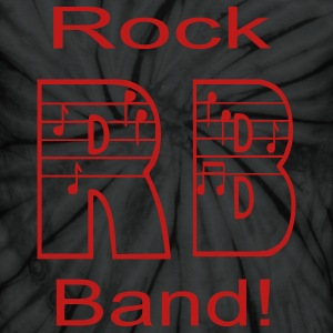 rock_band_music T-Shirts - Unisex Tie Dye T-Shirt