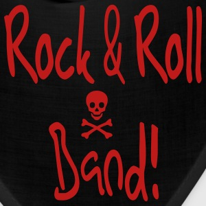 rock_and_roll_band2 Caps - Bandana