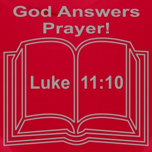 GOD ANSWERS PRAYER LUKE 11:10 Caps - Bandana