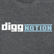 Design ~ Women's Diggnation Logo T-Shirt
