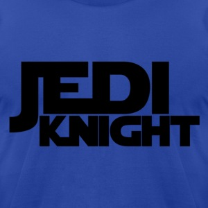 Jedi Knight (men) - Men's T-Shirt by American Apparel