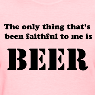 Design ~ Old Faithful Beer Tee