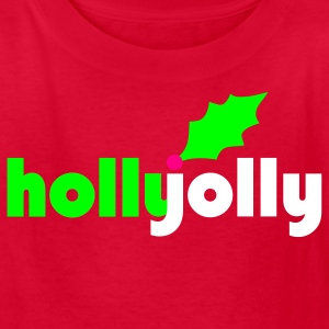 Holly Jolly Children's T-Shirt - Kids' T-Shirt
