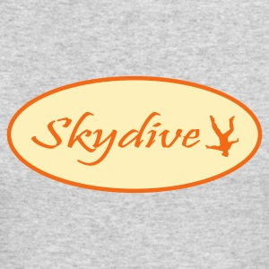 Skydive - Men's Long Sleeve T-Shirt by Next Level