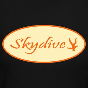 Skydive - Women's Long Sleeve Jersey T-Shirt
