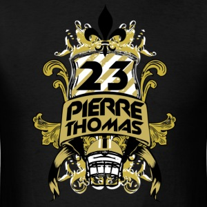 #23 Pierre Thomas - Men's T-Shirt