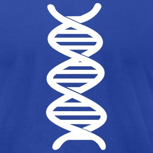DNA T-Shirts - Men's T-Shirt by American Apparel