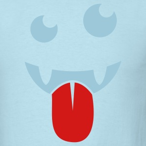 cute vampire kawaii face T-Shirts - Men's T-Shirt