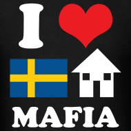 Design ~ Woman - I Love Swedish House Mafia Black