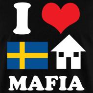 Design ~ Woman - I Love Swedish House Mafia Black