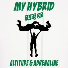 My Hybrid Runs On Altitude & Adrenaline