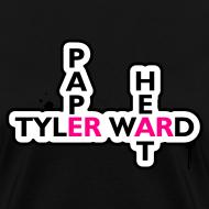 Design ~ Paper Heart Fan T-Shirt