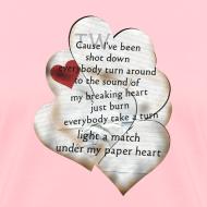 Design ~ Paper Heart T-Shirt