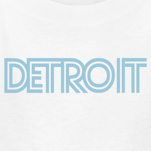 Detroit Tee   Made in the USA - Kids' T-Shirt