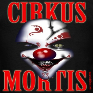 Cirkus Mortis  - Men's T-Shirt