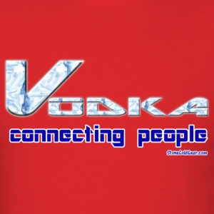 Vodka Connection  - Men's T-Shirt